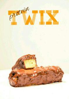 Protein Twix #desserts #diet #recipe #lowcarb #fitness #health #healthyfood #twix #proteins #proteinbar