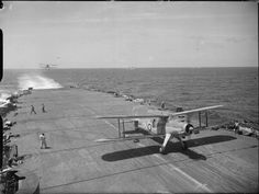 The Royal Navy during the Second World War - HMS Formidable - Wikipedia Royal Navy Aircraft Carriers, Navy Carriers, British Aircraft Carrier, Planes, Naval History, Ww2 Aircraft, Navy Ships, World War Two, Wwii