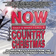 now thats what i call a country christmas 2009 two cd holiday release on the heels of the multi platinum now christmas series of double cds - Country Christmas Cd