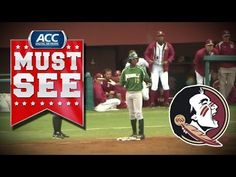 Florida State Ends Top Of the 5th With Bizarre Play vs Jacksonville   ACC Must See Moment