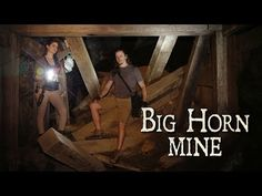 Come with us as we venture into a labyrinth of underground gold mine tunnels. Written and Produced by: Bethany Guerrero Cinematography and Visual Effects by:. Visual Effects, Cinematography, Horns, Exploring, Abandoned, Adventure, Big, Youtube, Painting