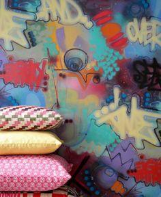 Notre style préféré : la polychromie car nous tous sommes différents et chaque couleur à sa place dans le monde. Nous adorons la façon que la maison Frey a de partager la même philosophie ! Place aux idées ! #amsld #decorationdinterieur #interiors