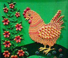Поделки из крупы, семян и зерен - море идей!. Обсуждение на LiveInternet - Российский Сервис Онлайн-Дневников Diy And Crafts, Crafts For Kids, Arts And Crafts, Paper Crafts, Pista Shell Crafts, Seed Art, Rainy Day Crafts, Bead Loom Patterns, Nature Crafts