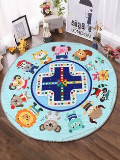 I found this amazing Baby Kids Gym Play Toys Mat Crawling Blanket Home Large Storage Rug Floor Mats with AU$43.74,and 14 days return or refund guarantee protect to us. --Newchic