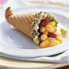 Candy Cornucopia {Thanksgiving Recipes}