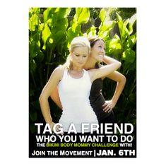 MARK YOUR CALENDARS: January 6TH - Bikini Body Mommy - You girls in?