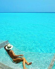 Anantara Kihavah Maldives Villas #Maldives #MaldivesPins
