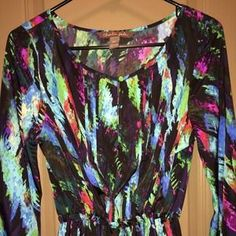 I just discovered this while shopping on Poshmark: Artsy dress!. Check it out!  Size: 2P