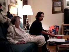 A great video of a woman caring for her grandmother with dementia.  Heartrendering and touching.  A wonderful example of love and the things we do for family.