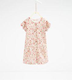 ZARA - KIDS - Printed jumpsuit