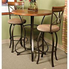 3-Piece Pub Table Set | Nebraska Furniture Mart