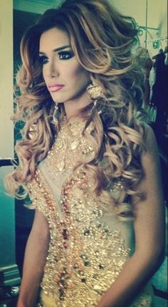 Gorgeous hair <3