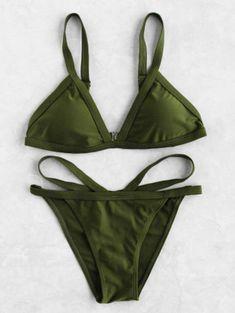 00dedbf4bc Triangle Bikini, Triangle Swimwear, Cute Swimsuits, Swimwear Fashion,  Swimming Costume, Cute