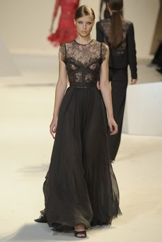 Elie Saab RTW Spring 2013 - Runway, Fashion Week, Reviews and Slideshows - WWD.com