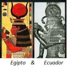Egipto y Ecuador hermanados