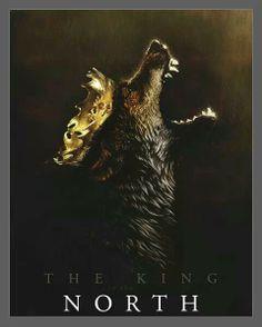Direwolf king