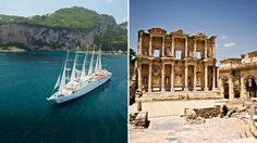 Get inspired to sail the high seas! From Alaskan to Mediterranean, our panel of experts recommends the best seafaring voyages this year for Travel's Best Cruises.