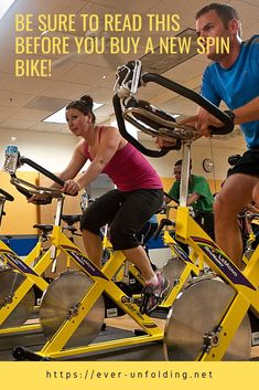 Be sure to read this before you buy a new spin bike! Indoor Cycling Bike, Cycling Bikes, Road Cycling, Spin Bike Workouts, Fun Workouts, Cycling Workout, Workout Gear, Swimming Tips, Swimming Workouts