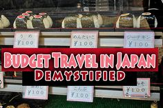 Is it possible to make it out of Japan with your wallet? budget travel in japan demystified. I have budget travel tips to prove you can. Japan Travel Tips, Travel Info, Asia Travel, Budget Travel, Travel Stuff, Travel Ideas, Go To Japan, Visit Japan, Japan Trip