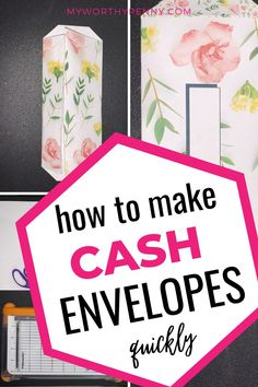looking on how to make cash envelopes? Here is a step by step guide on how to DIY your cash envelopes. Budget App, Monthly Budget, Best Budget, Budget Envelopes, Money Envelopes, Apps For Couples, Living On A Budget, Free Cash, Ways To Save Money