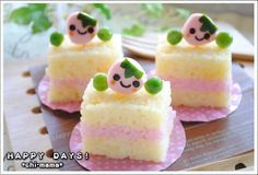 Fake Shortcake onigiri
