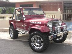 cj7   ... CJ7 Laredo http://www.cardomain.com/ride/3882533/1985-jeep-cj7/page-2