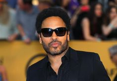 Lenny Kravitz at the Screen Actors Guild Awards 2015