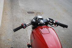 Honda CB 750 F2 Cafe racer billede 12