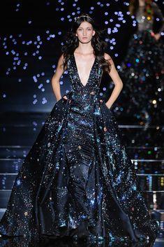 Celestial Zuhair Murad Fall 2015 Couture Fashion Show Collection gown  GO TO: www.eva-darling.com  INSTAGRAM: @eva_phan