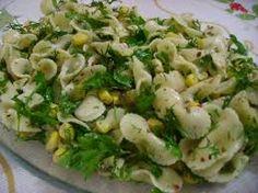 MAKARNA SALATASI http://www.lezzetliyemeklerperisi.com/salatalar/makarna-salatasi-tarifi.html
