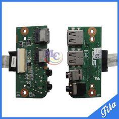 For Asus N53J N53S N53SV USB Audio Jack Board I/O Board  — 1157.43 руб. —