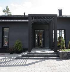 Asuntomessujen upein koti: Harmaja Saimaa