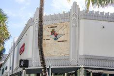 Art Deco Werbung in Miami Beach - Ich find's schön. Und Du? #artdeco #miamibeach #miami #florida