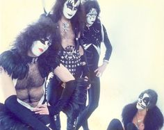 You Wanted the Best , YOU GOT THE BEST! The Hottest Band in the World —KISS!