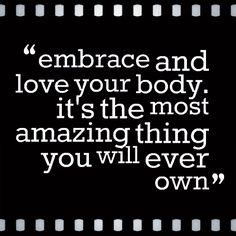 Instagram @rebelmisfits #Fitness #Embrace #LoveYourBody