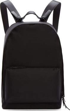 09c94b72389 3.1 Phillip Lim Black Nylon 31 Hour Backpack Mini Backpack, Leather Backpack,  Backpack Bags