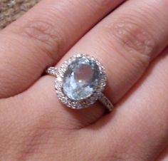 I Love This Three Sided Pave Set Side Stone Engagement Ring Setting In Platinum On Vashi Jewelry Pinterest And