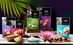 Tastes of The World on Packaging of the World - Creative Package Design Gallery