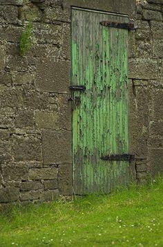 green door   ..rh