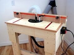 Teds Wood Working - Diy router table plans Diy router table plans If you fancy venturing into the world of woodworking but don t know where to start you have found the right place All of the be - Get A Lifetime Of Project Ideas & Inspiration! Woodworking Courses, Woodworking For Kids, Router Woodworking, Woodworking Projects Diy, Woodworking Shop, Diy Projects, Project Ideas, Woodworking Patterns, Woodworking Supplies