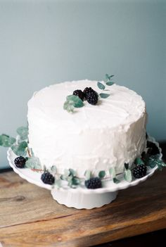 Blackberry Basil Swirl Pound Cake   http://www.stylemepretty.com/living/2014/01/23/blackberry-basil-swirl-pound-cake-recipe/