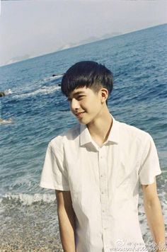 Cute Asian Guys, Cute Korean, Asian Boys, Song Wei Long, Asian Men Hairstyle, Boy Models, Hair Reference, Permed Hairstyles, Chinese Model