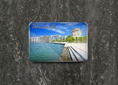 Traveller - Greece Collection - Fridge Magnets Thessaloniki Series; Epoxy Fridge Magnets Detail Page. #backhome #fridgemagnets #magnets #traveldiaries #lovelylife #gifts #giftshop #photoholder #magnet #giftingideas #giftingsolutions #quirkygoods #thessalonıkı #greece