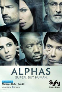 Alphas - Saison 2 La secondesaison de la série Alphaest disponible en français surNetflix France.    Cette série n'est pas di...