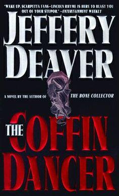 Best Thriller Novel Writers | Jeffery Deaver – top 10 best books   good writer
