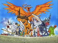 DIGIMON ADVENTURE 01♥