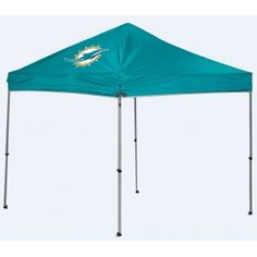 Miami Dolphins 9 u0027x 9u0027 Straight Leg Canopy Tent from TailgateGiant.com  sc 1 st  Pinterest & I know this is a legit thing but this made me laugh so much more ...