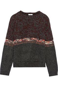 Brunello CucinelliCashmere sweaterclose up