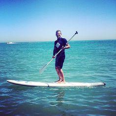 La foto de paddle surf de Sergio Z.