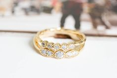 wedding knuckle ring sets,engagement ring sets,wedding rings,engagement gift,wedding gift,bridal jewelry,bridal rings,R009N